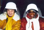 Michel Tabachnik et Barbara Hendricks à Sarajevo